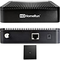 SiliconDust HDHomeRun EXTEND ATSC with FREE Broadcast HDTV 2-Tuner (HDTC-2US-M) with Terk Indoor Flat 4K HDTV Multi-Directional Antenna