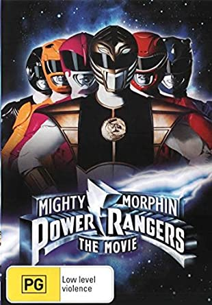 Amazon.com: Mighty Morphin Power Rangers: The Movie [NON-USA ...