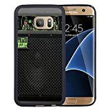 Case for Samsung Galaxy S7 Edge,Trace Elliot Bass Amplification Acoustic Music Speak Samsung Galaxy S7 Edge Case - Black TPU Case