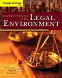 Bundle: Cengage Advantage Books: Essentials of the Legal Environment, 3rd + WebTutor? ToolBox for Blackboard® Printed Access Card : Cengage Advantage Books: Essentials of the Legal Environment, 3rd + WebTutor? ToolBox for Blackboard® Printed Access Card, Miller and Miller, Roger LeRoy, 1111080658