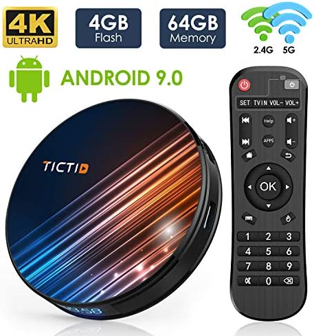 Android TICTID RK3318 Quad Core Dual WiFi product image