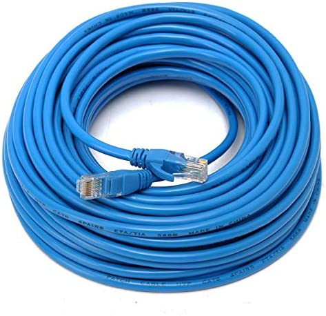 20M RJ45 CAT6 1000Mbps Fast Transmission Ethernet LAN Network Cable Networking Networking Cables /& tools 1 x 20M Cat6 Network Cable