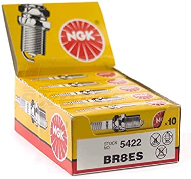 Yamaha Banshee Blaster ATC 250R 10 NGK BR8ES Spark Plugs NGK SPARK PLUGS