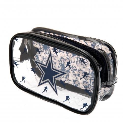 Dallas Cowboys Pencil Case (One Size) (Black)]()