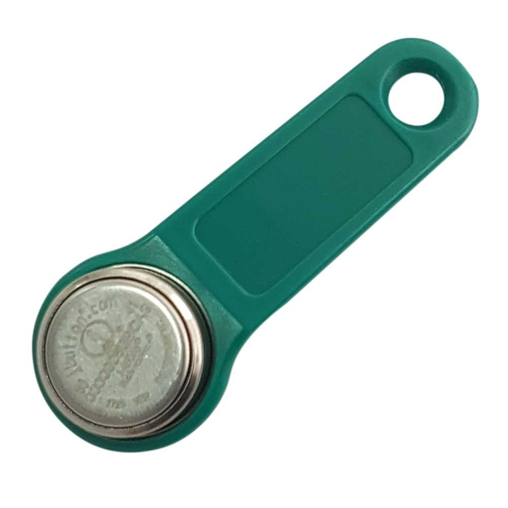 DS1921G Thermochron Temperature Logger with Bonus Fob - Stainless Steel Construction is Ideal for Harsh Environments