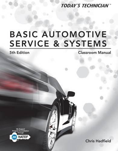 Basic Auto Service+Sys. Class.+Shop Man