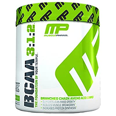 MusclePharm BCAA 3.1.2 for Muscle Development and Maintenance, 30 Servings