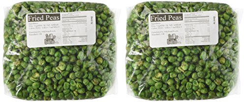 Two Pounds Of Fried Green Peas