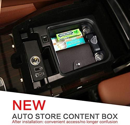 linfei F/ür Land Rover Range Rover Sport 2014-2017 Armlehnenbox Aufbewahrung Innenzubeh/ör Verstauen Aufr/äumen