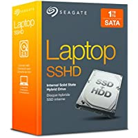 Seagate STBD1000400 1TB HDD 8GB SSD Laptop SSHD Internal Kit