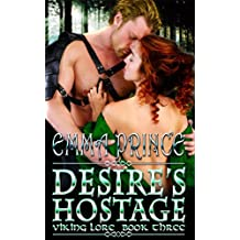 Desire's Hostage (Viking Lore, Book 3)