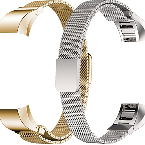 Metal Fitbit Replacement Stainless Bracelet product image