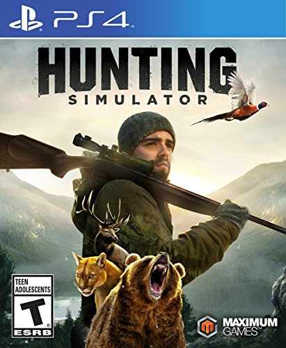 Hunting Simulator   Playstation 4