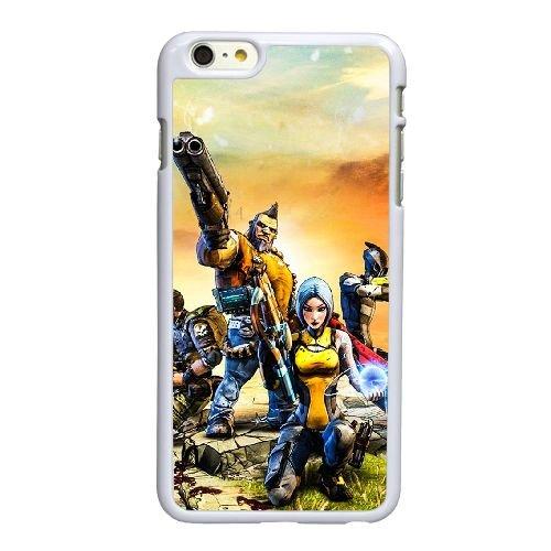 Borderlands Two M3I81P8OU coque iPhone 6 6S 4.7 Inch case coque white 13J8FR