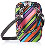Charm14 PursePlus Touch Cell Phone Purse, Retail Packaging, Stripes