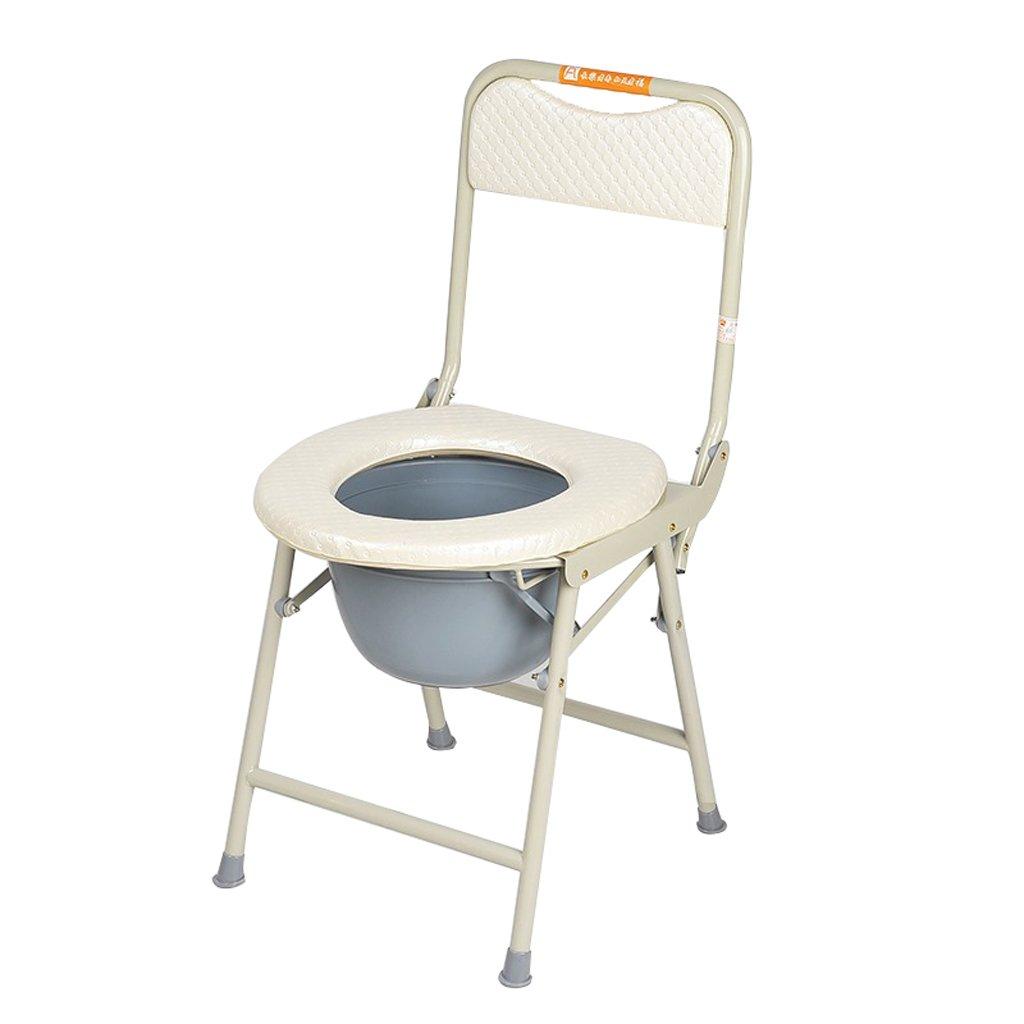 シュウクラブ@ 後部座席の椅子で妊婦折り畳み式便座35 * 38 * 80cm B07DVZTXFV