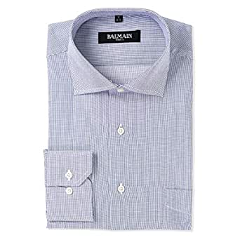 Balmain Shirt for Men - Navy