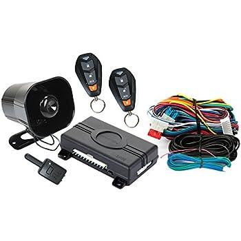 Viper 350 PLUS 3105V 1-Way Car Alarm Keyless Entry