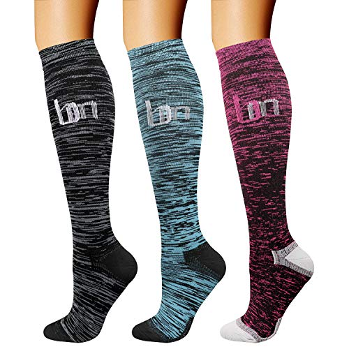 Steady Hot Sale 4 Pairs/lot Men Women Leg Support Stretch Soft Compression Socks Fitness Socks Unisex Crew Solid Women Release Stress Underwear & Sleepwears