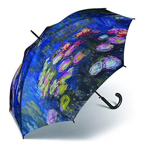 Paraguas Los Nenufares de Monet