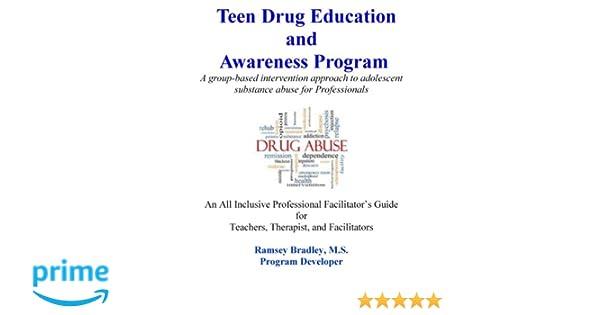 Teen Drug Education and Awareness Program: Ramsey Bradley ...