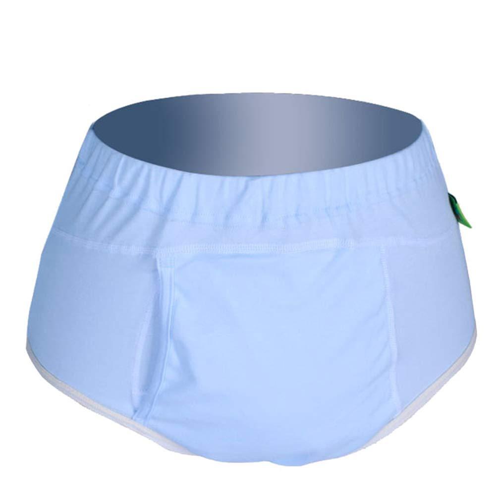 Patienten Dbtxwd Wiederverwendbare Erwachsenenwindeln f/ür Frauen Senioren Inkontinenz-Pants Tuch Windeln Windeln Unterw/äsche Schutz Bett Sheet M/änner Bariatrische