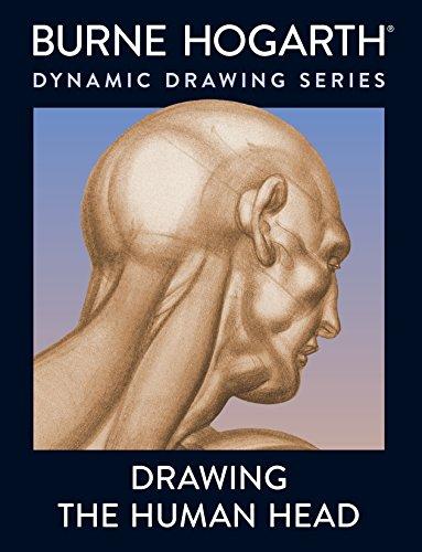 Drawing the Human Head [Burne Hogarth] (Tapa Blanda)
