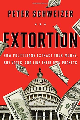Extortion by Peter Schweizer
