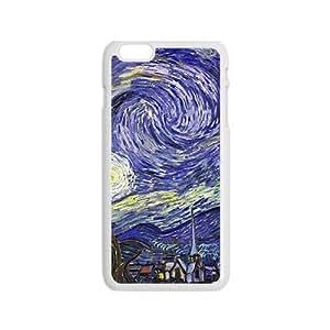 Artistic Fashion Unique White Phone Case for Iphone 6
