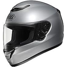Shoei Qwest Solid Helmet Light Silver XL