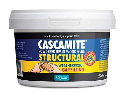 (Cascamite Powdered Resin Wood Glue 220g)