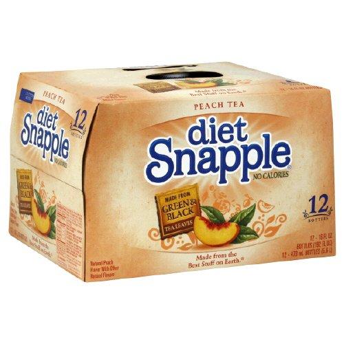 snapple-peach-tea-diet-16-oz-12-pack