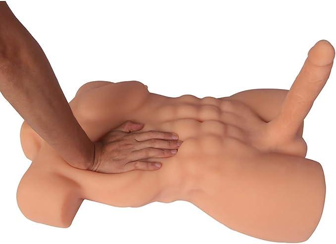 Amazon.com: HJG Masturbación masculina muñeca de amor con ...