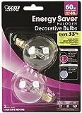 Bulb Hal Es Cand Globe 40W/60W
