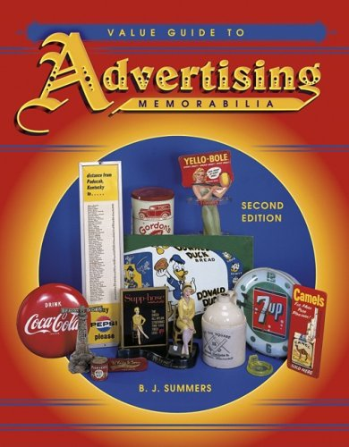 Value Guide to Advertising Memorabilia