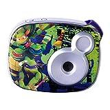 Nickelodeons Teenage Mutant Ninja Turtles Snap n Share Digital Camera with 1.5-Inch LCD Screen, Purp
