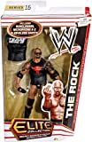 WWE Collector Elite The Rock Figure - Series 16