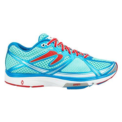 Newton Running Women's Kismet III Baby Blue/Ruby Athletic Shoe by Newton Running