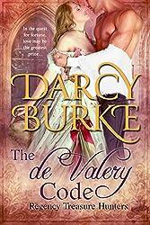 The de Valery Code (Regency Treasure Hunters Book 1)