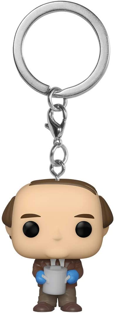 Funko Pocket Pop! Keychain: The Office - Kevin with Chili