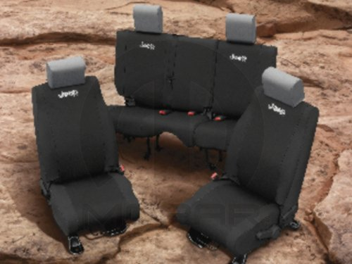 2009-2010 Jeep Wrangler Seat Covers