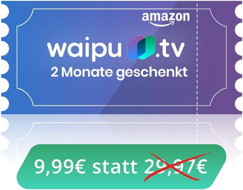 Waipu.TV – Código de cupones | TV de aplicación para Fire TV y ...