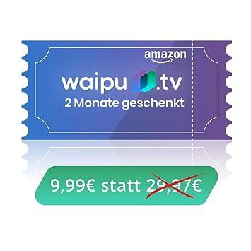 Waiputv Gutscheincode Tv App Für Fire Tv Und Amazonde Elektronik