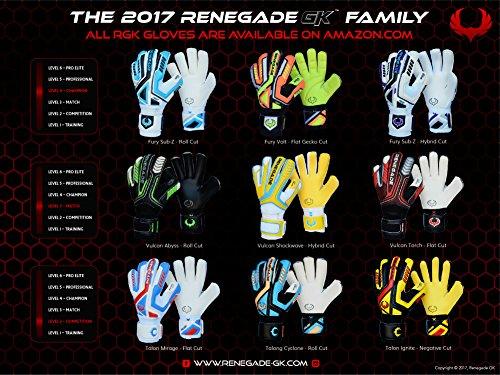 R- GK Fury Sub-Z Soccer Goalie Gloves Youth   Adult Roll Cut ... 58516a21a4
