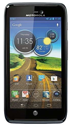 Motorola Atrix HD 8GB MB886 4G LTE Black - AT&T Wireless