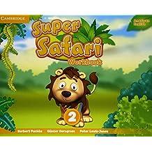 Super Safari Level 2 Workbook American English Edition