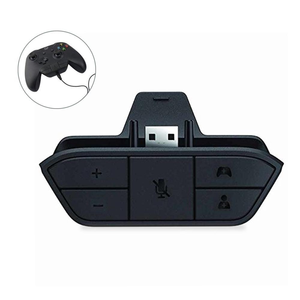 Teepao Professionale Accreate Auricolare Stereo convertitore Adattatore per Cuffie per Xbox One Game Controller, New –  Confezione Bulk New-Confezione Bulk