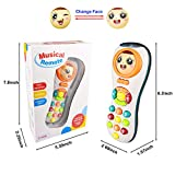 3-12 Months Baby Toy, Remote Control Toy for 1-2 Year Old Boys Girl Toy for 6-15 Months Kids Gift for 1 2 3 Year Old Girl Toy for 9-24 Months Girl Baby Birthday Present Age 12-18 Month
