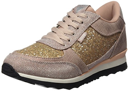 glitter Para Anne Zapatillas lure Nude Mujer Mtng Beige Nude Z0qUzwzE