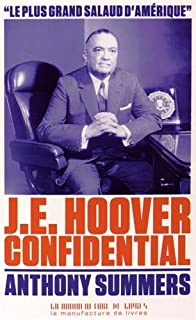 J.E. Hoover confidential, Summers, Anthony